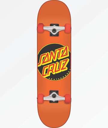 "Santa Cruz Classic Dot 7.75"" Skateboard Complete"