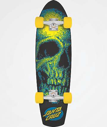 "Santa Cruz Creep Street Shark 30.97"" Cruiser Complete"