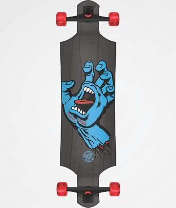 "Santa Cruz Micro Scream 36.5"" Longboard Complete"