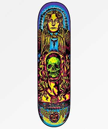 "Santa Cruz Remillard Lamo 8.25"" Skateboard Deck"