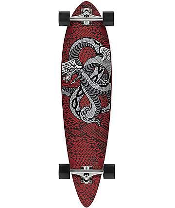 "Santa Cruz Venomous Pintail 39"" Longboard Complete"