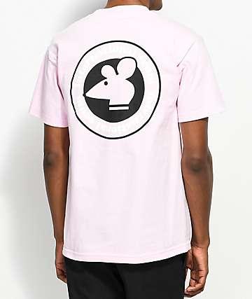 Scum International Scum Pink T-Shirt