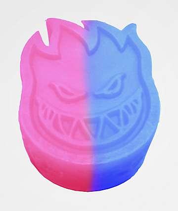 Spitfire Swirl Blue & Pink Curb Wax