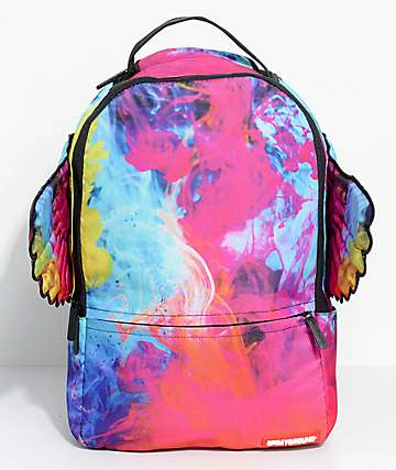 Sprayground Trippy Wings Backpack