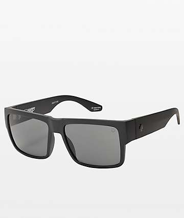 Spy Cyrus Matte Black Sunglasses