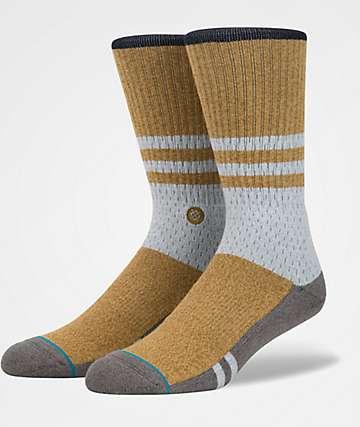 Stance Carew Amber Crew Socks