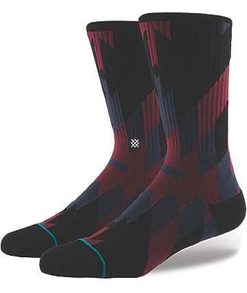 Stance Elite Black Crew Socks