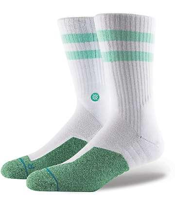 Stance Freshen Green Crew Socks