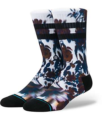 Stance Mistakes White Crew Socks