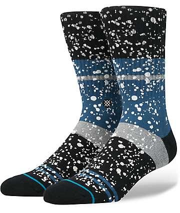 Stance Nero Black Socks