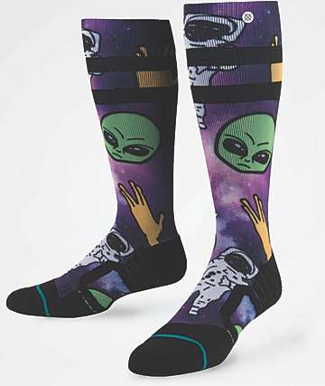 Stance Space Out Snowboard Socks