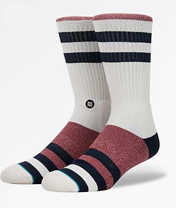 Stance Stacy White Crew Socks