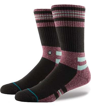 Stance Theagenes Maroon Socks