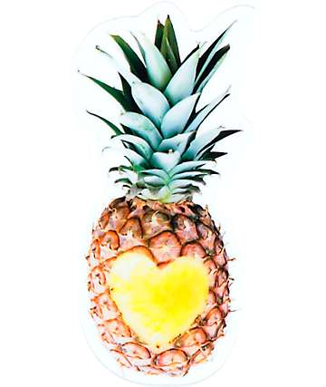 Stickie Bandits Love Pineapple Sticker
