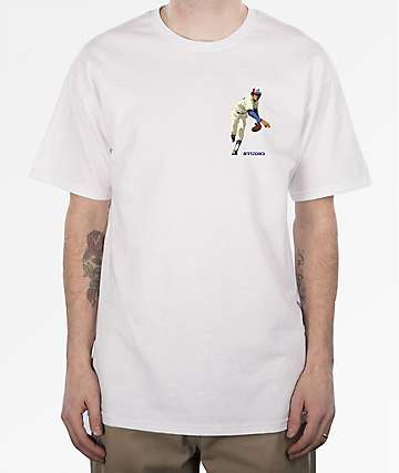 Studio Baseball White T-Shirt