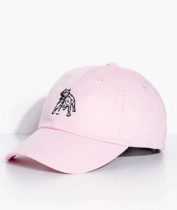 Swallows & Daggers Pitbull Pink Dad Hat