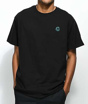 Sweatshirt by Earl Sweatshirt Premium Black & Teal T-Shirt