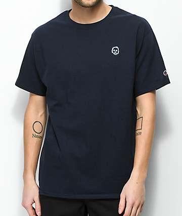 Sweatshirt by Earl Sweatshirt Premium Navy T-Shirt