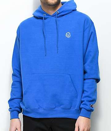 Sweatshirt by Earl Sweatshirt Premium Royal Hoodie