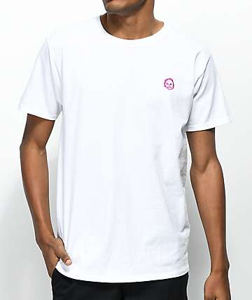 Sweatshirt by Earl Sweatshirt Premium White & Pink T-Shirt