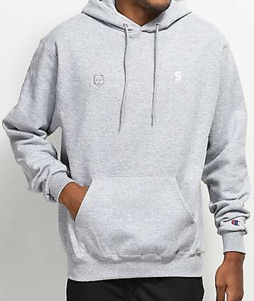 Sweatshirt by Earl Sweatshirt S Premium Grey Hoodie