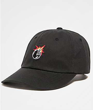 The Hundreds Adam Black Dad Hat