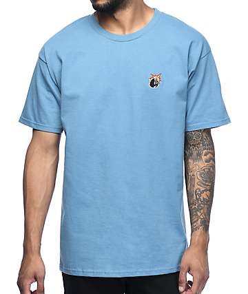 The Hundreds Crest Adam Slate T-Shirt