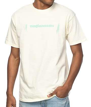 The Hundreds Stencil Bar Cream T-Shirt
