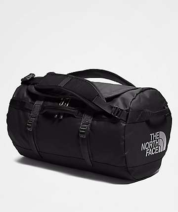 The North Face Base Camp Black 50L Duffle Bag