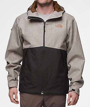 The North Face Millerton Monument Grey & Black Jacket