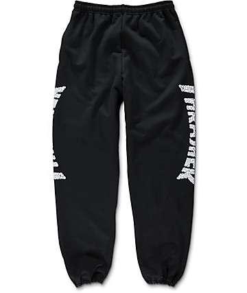 Thrasher Skulls Black Sweatpants