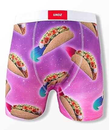 UNDZ Tacos Boxer Briefs