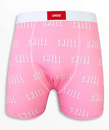 Undz She Net And Chill Boxer Briefs