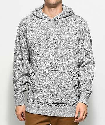 Vans Brookstone Hooded Grey Sweater