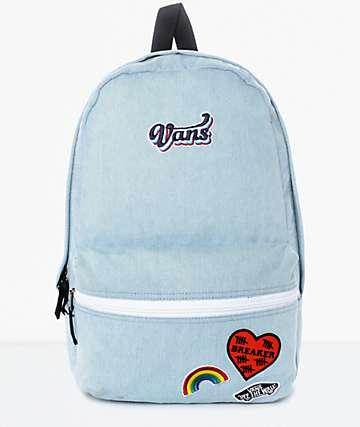 Vans Calico 70's Women's Blue Backpack