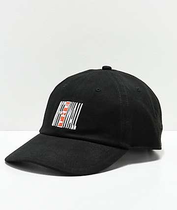Vans Court Side Black Corduroy Hat