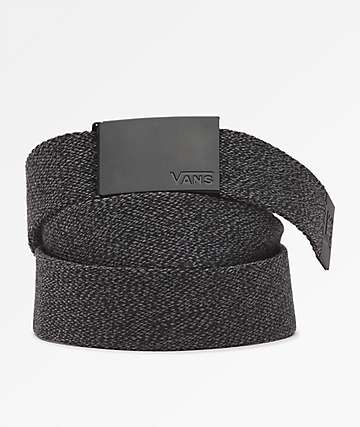 Vans Deppster Black Heather Web Belt