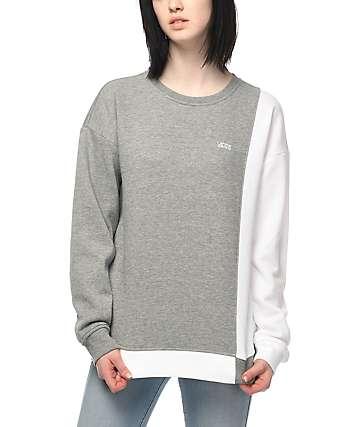 Vans Divison Crew Neck Sweatshirt