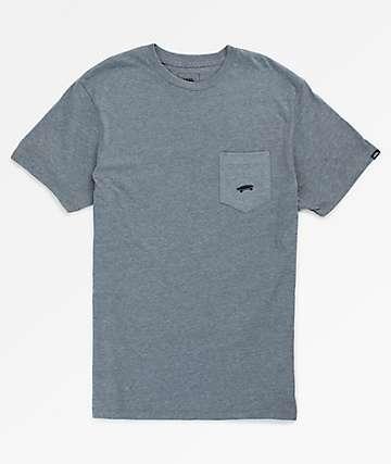 Vans Everyday Grey Pocket T-Shirt