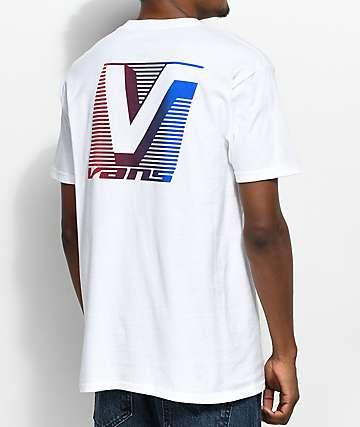 Vans Grand White T-Shirt