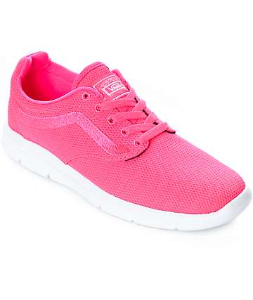 Vans Iso 1.5 Knockout Pink Womens Shoes