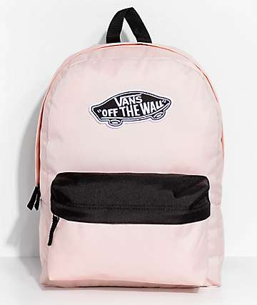 Vans Realm English Rose 22L Backpack