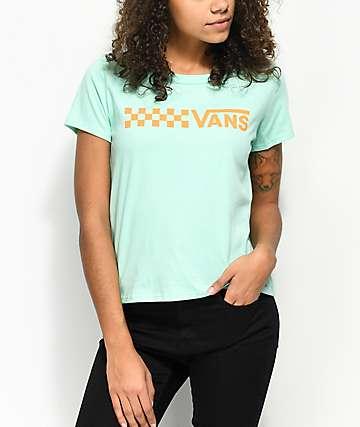 Vans Skimmer Cali Blue & Orange T-Shirt