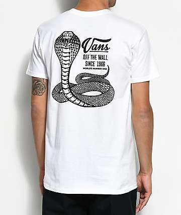 Vans Twisted White T-Shirt