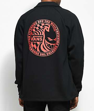 Vans x Spitfire Torry Black Jacket