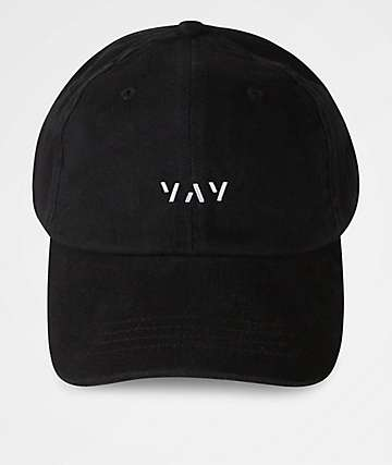 Vitaly Yay Black Dad Hat