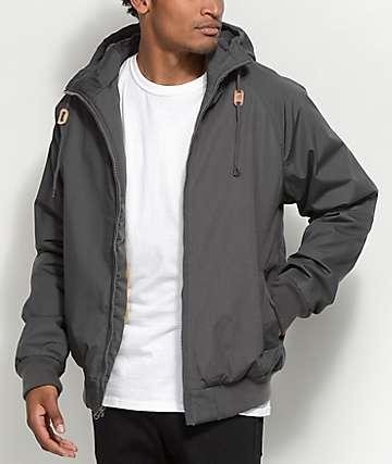 Volcom Hernan Asphalt Jacket