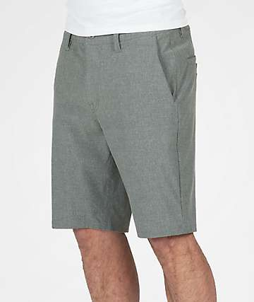Volcom Surf N' Turf Static Stealth Hybrid Shorts