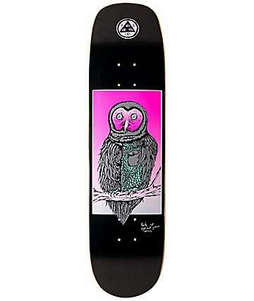 "Welcome Fate Owl Phoenix 8"" Skateboard Deck"