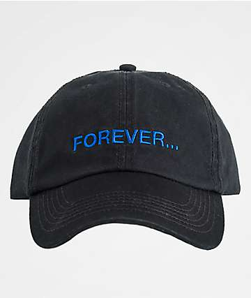 Wu Wear Forever Black Dad Hat